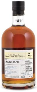 William Grant & Sons Scotch Annasach 21 Year Rare Cask...